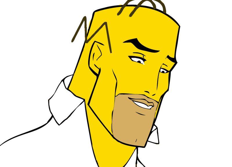 Handsome-Homer